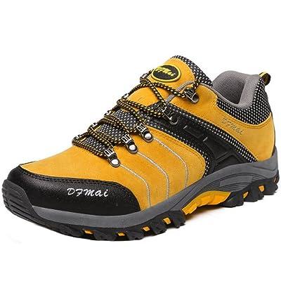 FANIMILA Men Shoes Fashion Walking Boots Low Top