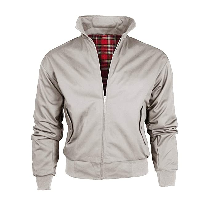 Amazon.com: Kentex Online Harrington - Chaqueta para hombre ...