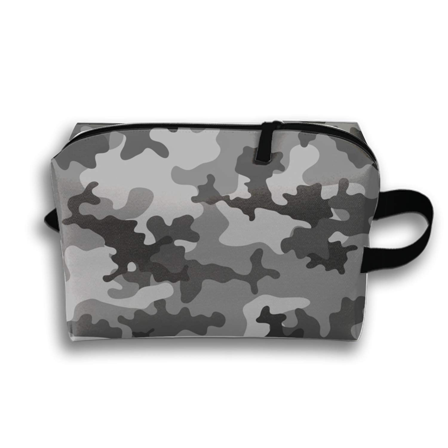 Amazon.com : Make-Up Cosmetic Tote Bag Desert Camouflage Trapezoidal Carry Case : Beauty