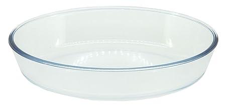 PAMEX - Fuente de Vidrio para Horno y Microondas Ovalado - Modelo ...