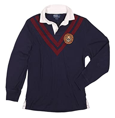 the best attitude 66f8f e4ed3 Polo Ralph Lauren Herren Rugbyshirt, Größe L, Herren Polo ...