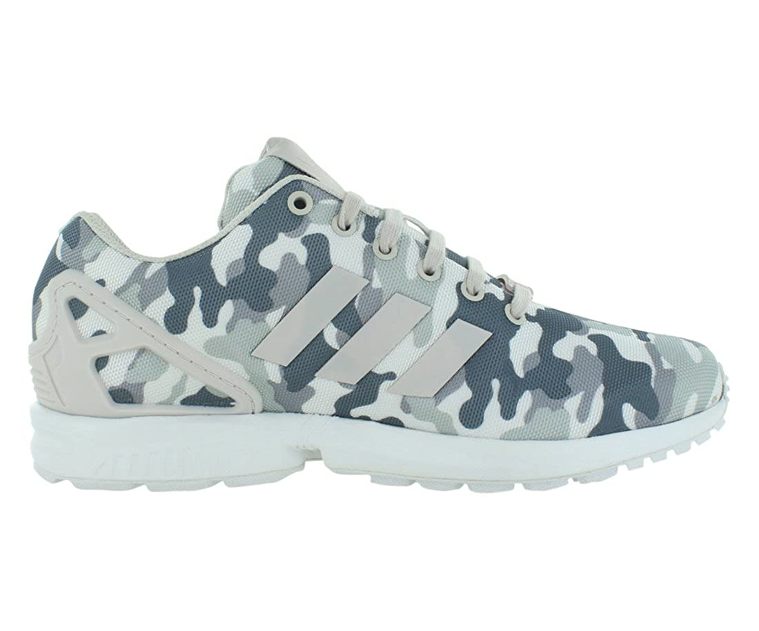 adidas Zx Flux Men's Running Shoes Size US 10, Regular Width, Color GrayCamouflage