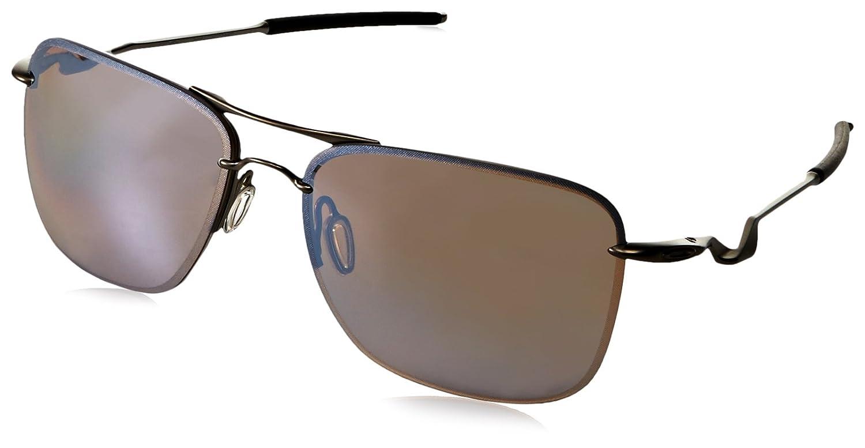 643ee0b8bc Oakley Sunglasses Tailhook 408707 Titanium Titanium Iridium Polarized   Amazon.co.uk  Clothing