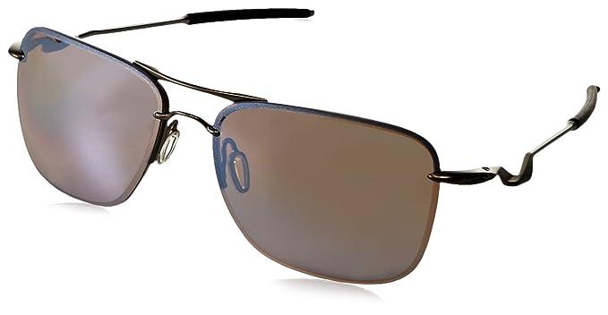 259ae1a46d2 Oakley Men s Tailhook OO4087-07 Rectangular Sunglasses