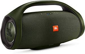 JBL Boombox, Waterproof portable Bluetooth speaker with 24 hours of playtime - Green