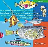 Poissons, Ecrevisses et Crabes, de Diverses Couleurs et Figures Extraordinaires (French Edition)