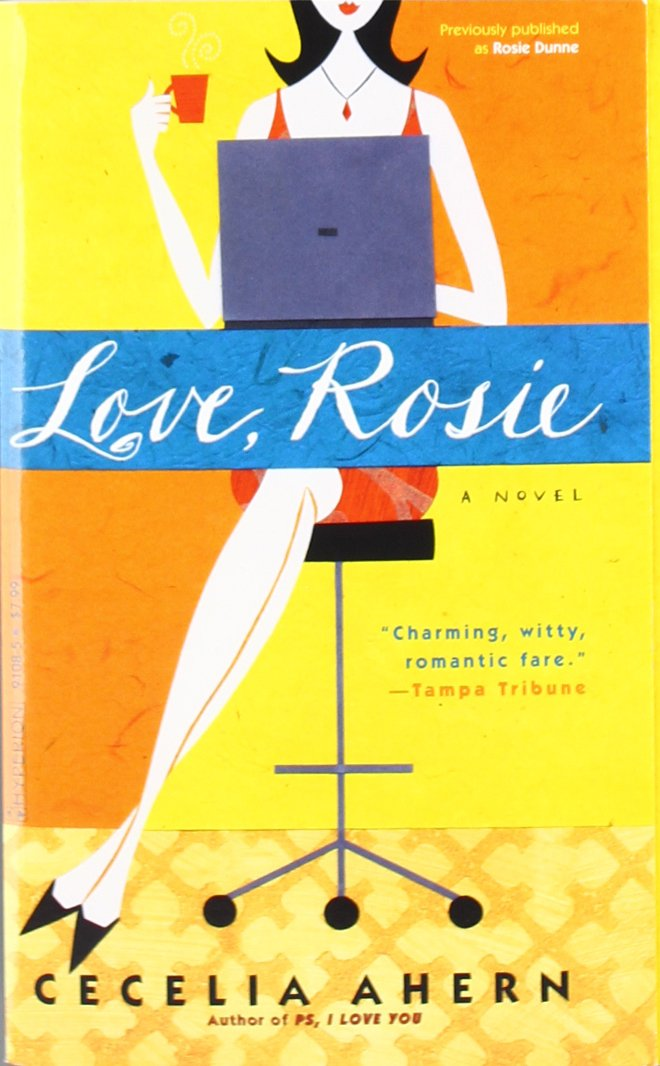 Image result for love, rosie book cover amazon