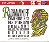 Image of Rachmaninoff: Symphony No. 2, Isle Of The Dead (RCA Victor Basic 100, Volume 53)
