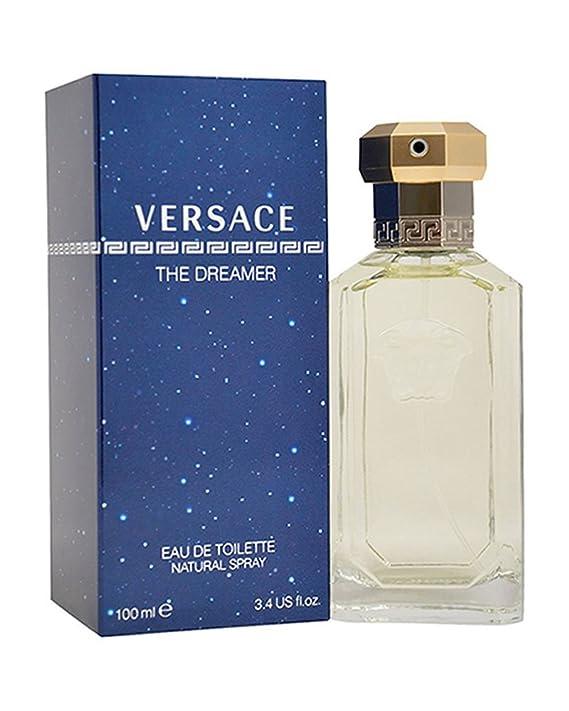 Versace The Dreamer Eau De Toilette Vaporisateur 100 Ml Amazonfr