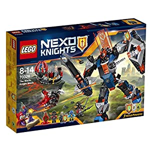 [LEGO] 70326 - Nexo Knights The Black Knight Mech by LEGO - 618XZZ0QVXL - [LEGO] 70326 – Nexo Knights The Black Knight Mech by LEGO