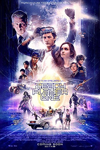 MCPosters - Ready Player One Movie Poster GLOSSY FINISH - MC