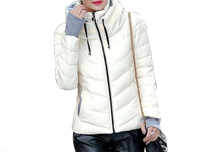 Amazon.com: Cyose Fashion Winter Jackets Women Coat Parka ...