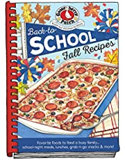 Back-To-School Fall Recipes