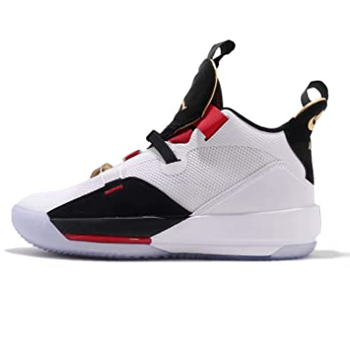 pretty nice f174f 8ab2d Nike Air Jordan XXXIII 33 PF  BV5072-100  Men Basketball Shoes Future of
