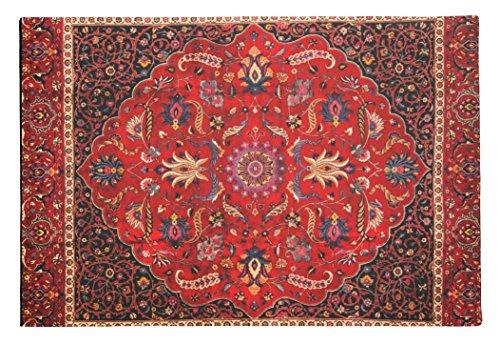 Antiques Persian Rug - Swou Antique Persian Mashhad Rug23.6