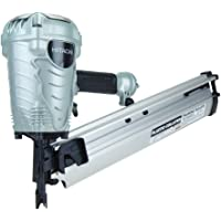 """Hitachi NR90AES1 2"""" to 3-1/2"""" Plastic Collated Framing Nailer"""