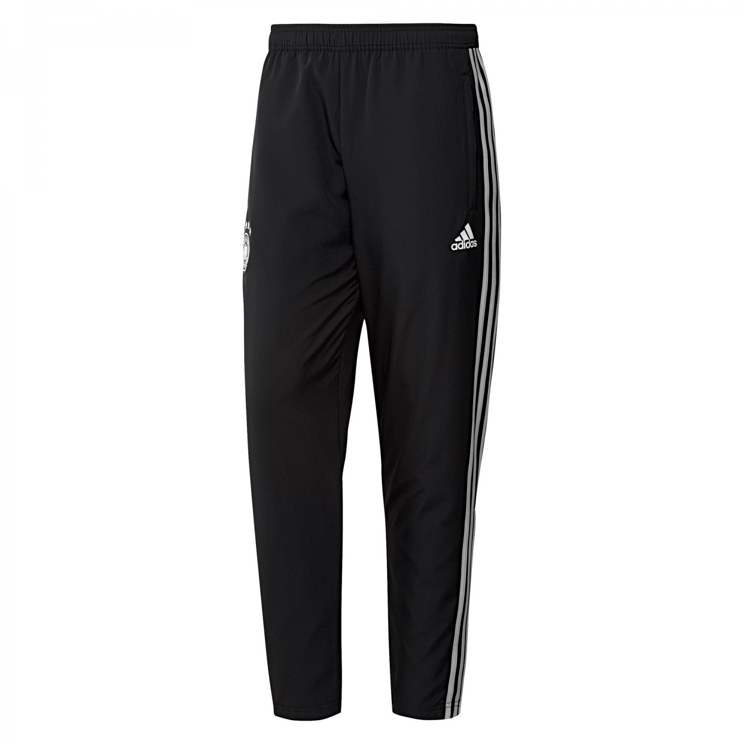 2018-2019 Germany Adidas Woven Pants (Black) B0778ZGPMT XXL 40