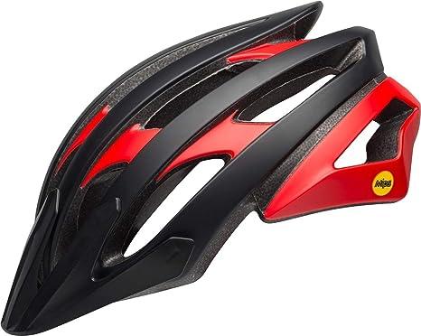 BELL Catalyst MIPS Casco de Bicicleta, Unisex Adulto, Rojo y ...