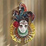 Design Toscano Colombina Jester Venetian Wall Mask