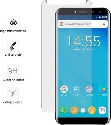 Tumundosmartphone Protector Cristal Templado para OUKITEL C8 ...