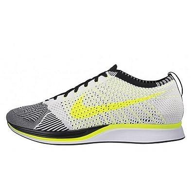 6345b5e2c6c4a Nike Flyknit Racer mens (USA 10) (UK 9) (EU 44)  Amazon.co.uk  Shoes ...