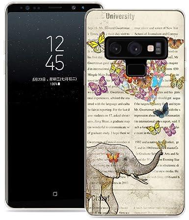 Amazon.com: IWONE - Carcasa para Samsung Note 9 (poliuretano ...