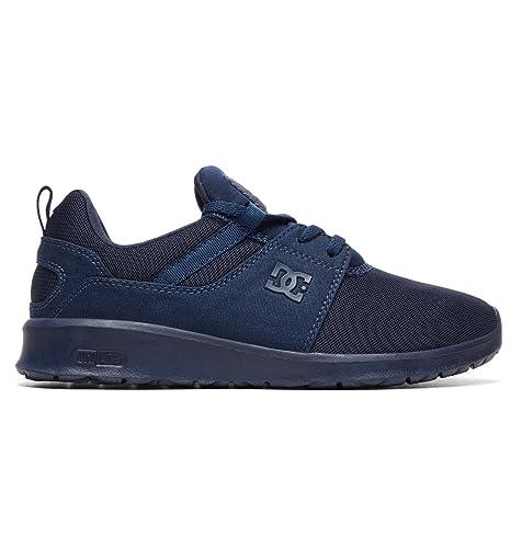 a65b9a035b DC Shoes Heathrow - J Zapatillas Deportivas para Mujer  DC Shoes   Amazon.es  Zapatos y complementos