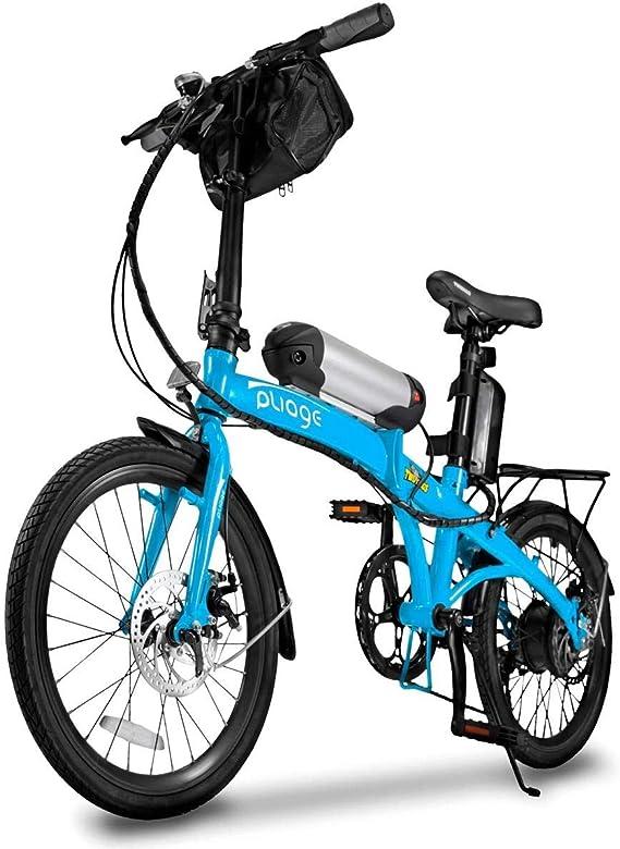 Bicicleta Two Dogs Pliage Plus Aro 20 Rígida 7 Marchas - Azul
