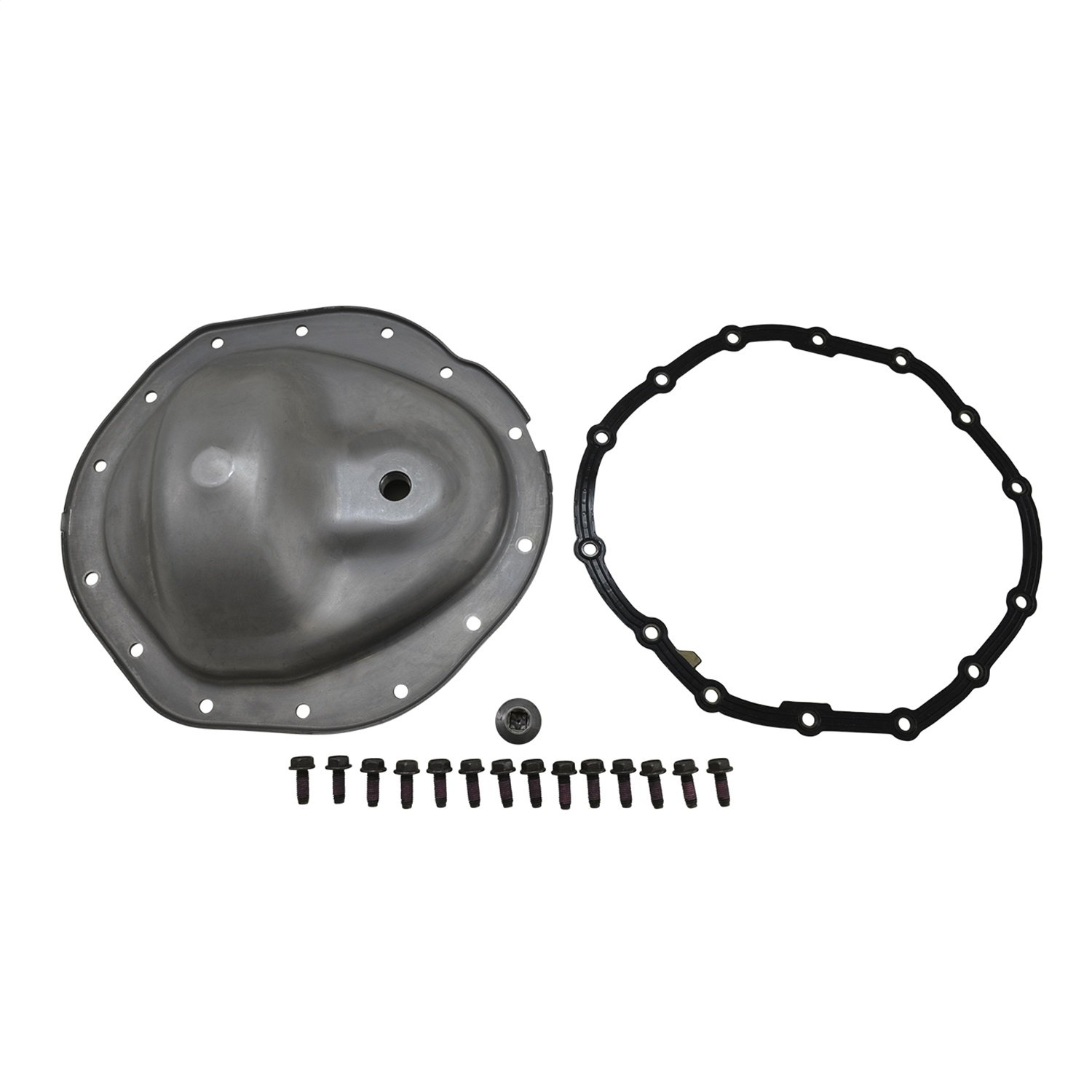 YP C5-C9.25-F Steel Cover for Chrysler 9.25 Front Differential Yukon Gear /& Axle
