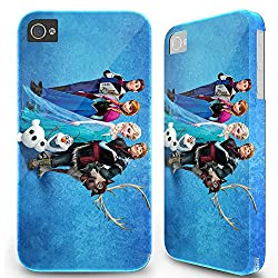4.7 inch Iphone 6 Hard Case Cover - Disney Frozen Elsa Anna Olaf 20