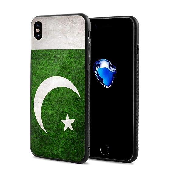 Amazon com: X-JUSEN Printing Custom Design Pakistan Flag