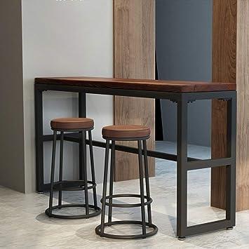 87ec3a432462 YZYDZ Sillas Muebles Modernos Taburetes de Bar para desayunador, mostrador,  Cocina, hogar (Madera/PU Pad),65cm,Madera: Amazon.es: Deportes y aire libre
