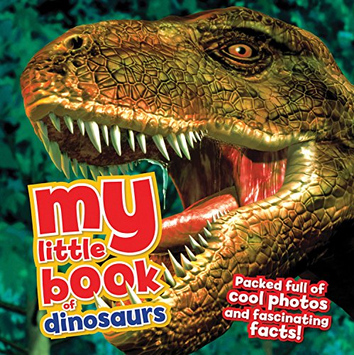 Download My Little Book of Dinosaurs PDF