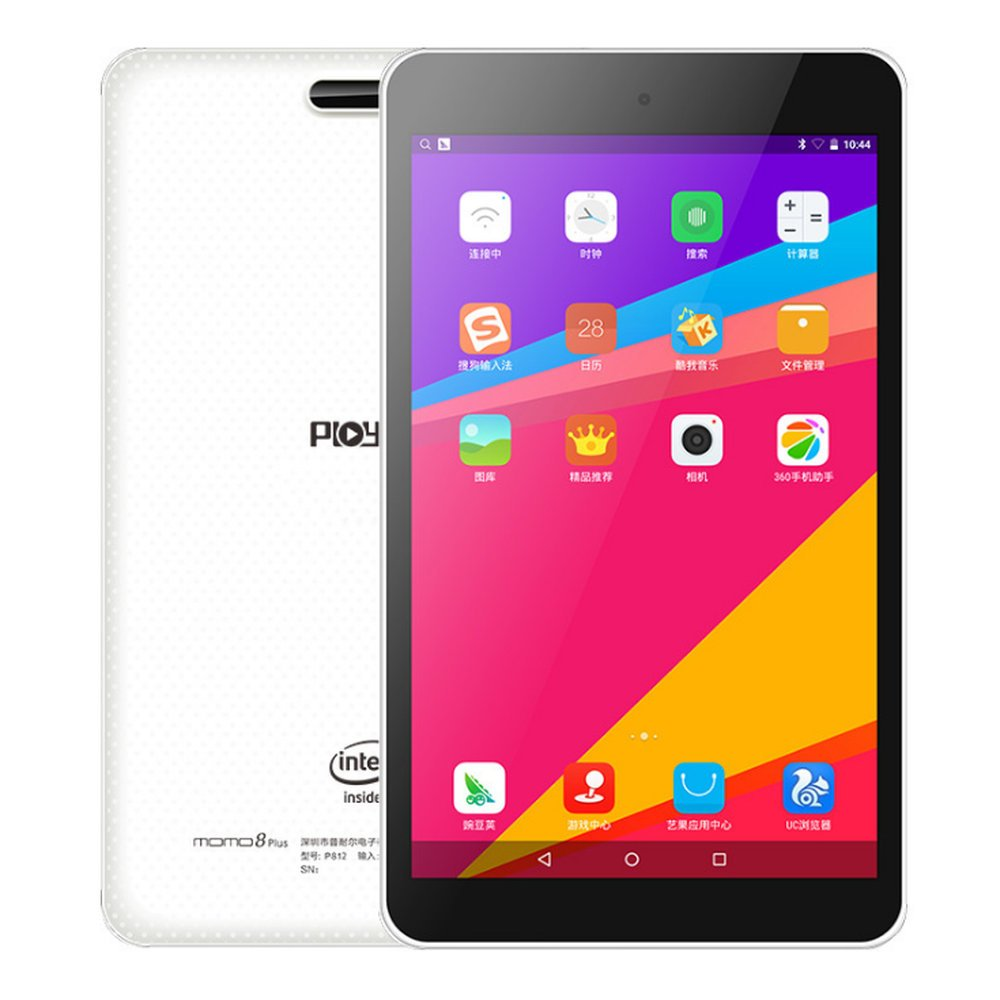 ◇MOMO8W-P806  PLOYER 8インチ デュアルブート タブレット Windows 8.1+Android 4.4.4 CPU:Intel Quad Core 1.33GHZ/RAM:2GB/ROM:32GB/GPU:Gen 7 B00V67562I