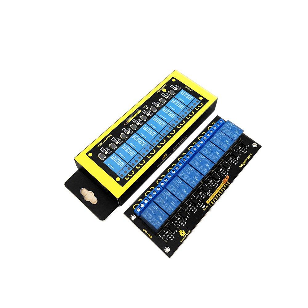 R3 keyestudio 8-channel 5V Relay Module compatible for Arduino MEGA2560