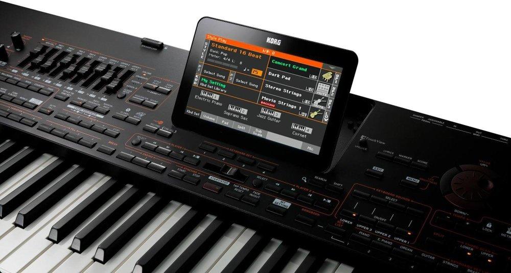 Korg PA4X76 76 - Key Professional Arranger: Amazon in: Electronics