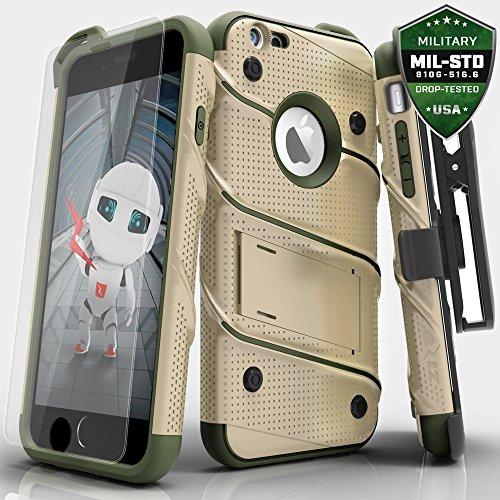 Zizo Kickstand Tempered Screen Protector product image