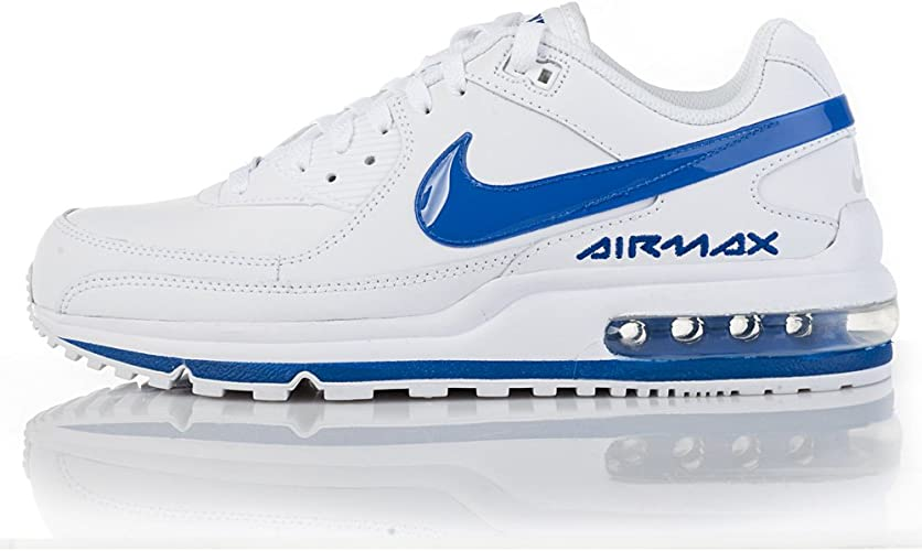 Nike Air Max LTD II 2 Schuhe Weiss Blau EU 46 US 12: Amazon
