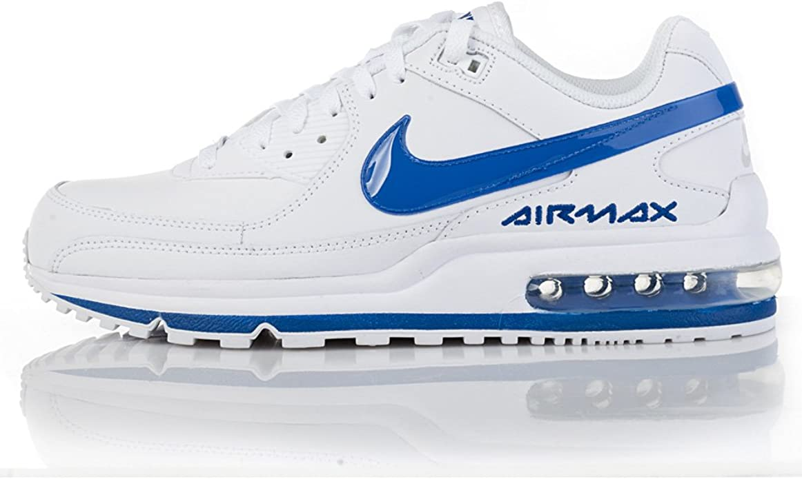 Nike Air Max LTD II 2 Schuhe Weiss Blau EU 46 US 12: Amazon