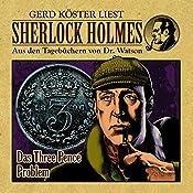 Das Three Pence Problem (Sherlock Holmes: Aus den Tagebüchern von Dr. Watson) | Gunter Arentzen