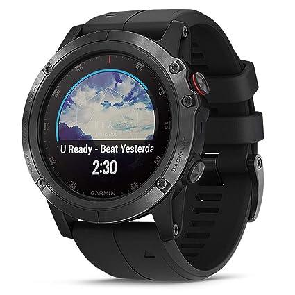 HOYHPK Smart Watch Waterproof 10 ATM GPS Smartwatch Monitor ...