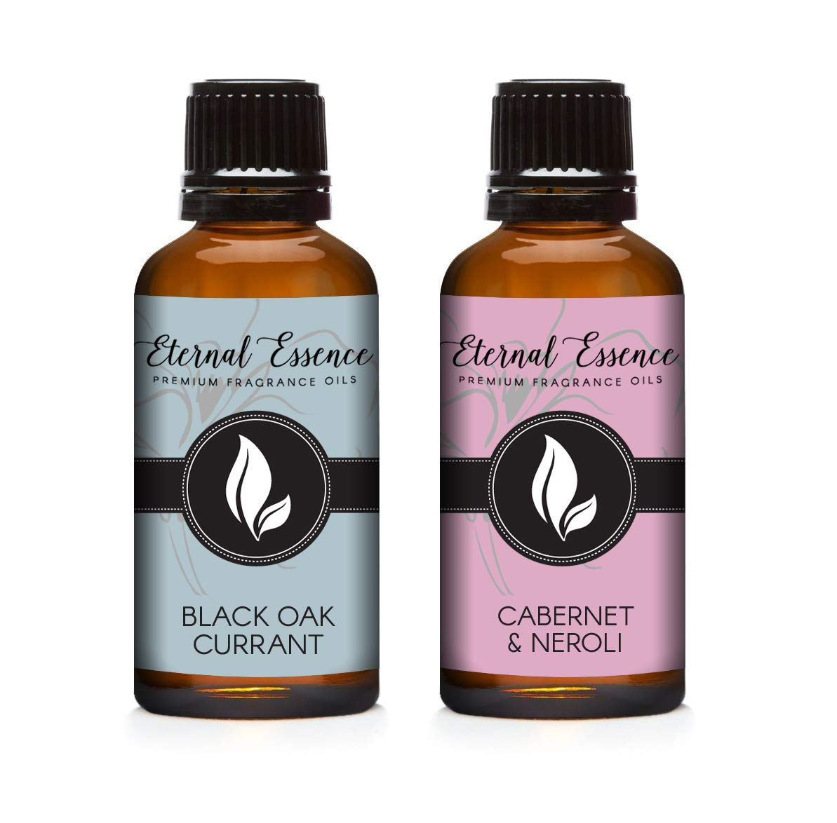 30ML - Pair (2) - Black Oak Currant & Cabernet & Neroli - Premium Fragrance Oil Pair - 30ML