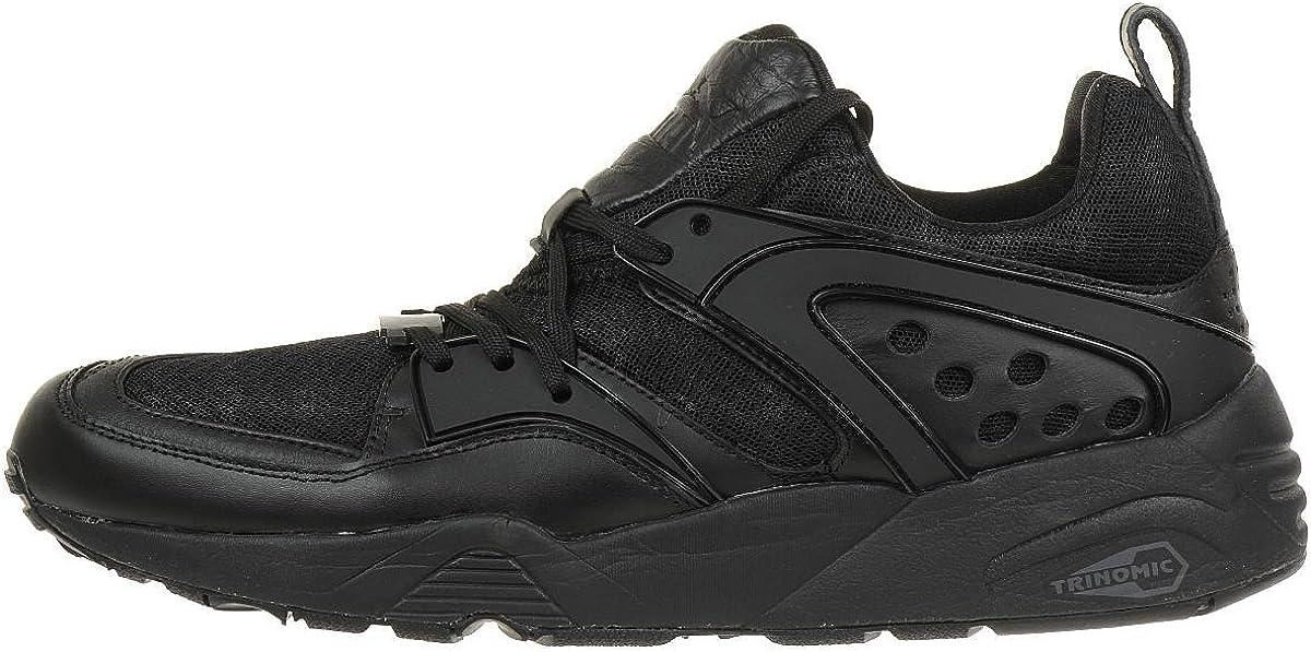 Puma Blaze Of Glory Yin Yang Herren Sneakers, Schwarz, Größe