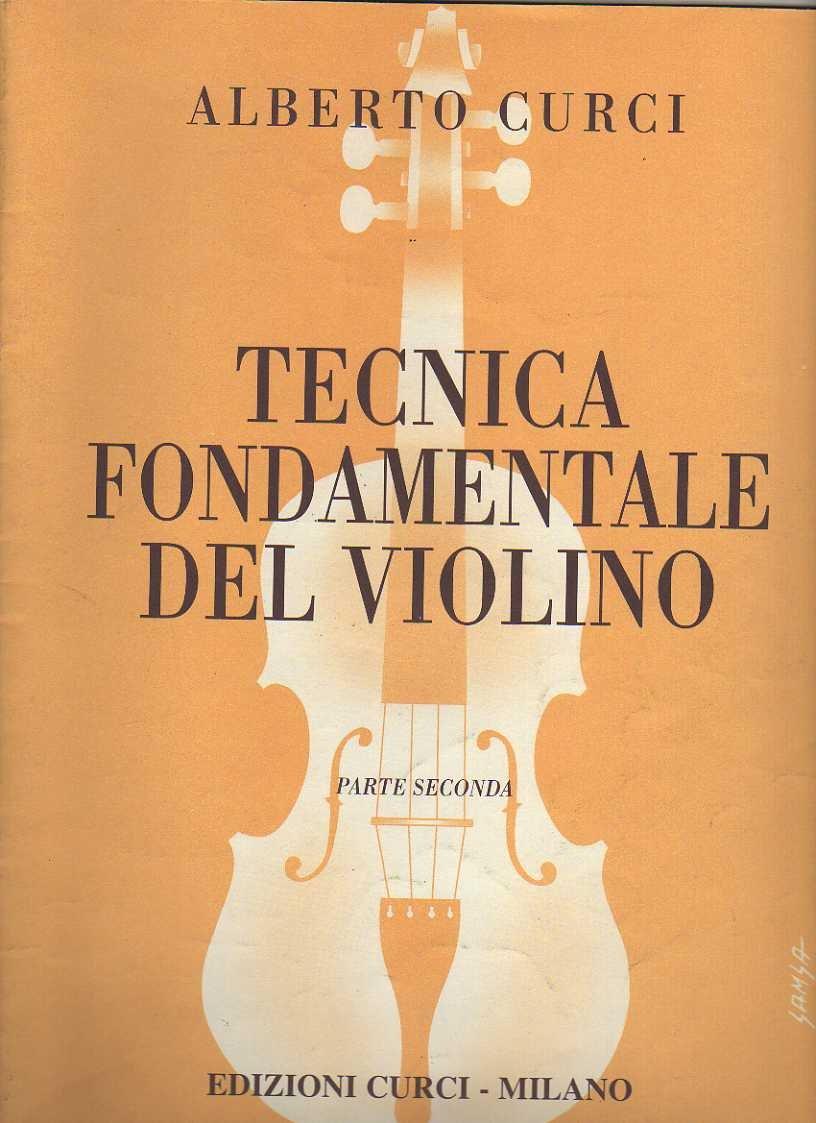 tecnica fondamentale del violino parte 2  TECNICA FONDAMENTALE DEL VIOLINO PER L'IMPIANTO RAZIONALE E ...