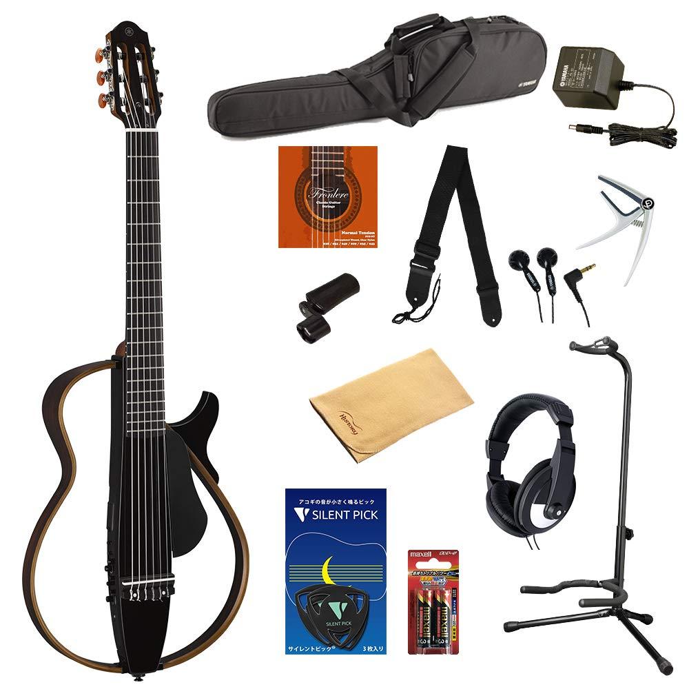 2019年新作入荷 YAMAHA SLG200N B07GFDQ7WZ TBL サイレントギター13点セット ヤマハ TBL クラシックギター ヤマハ B07GFDQ7WZ, エクステリアG-STYLE:aabe835a --- arianechie.dominiotemporario.com