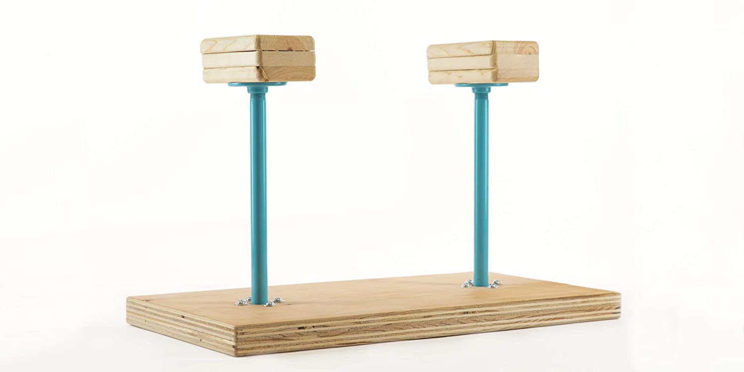 Hidden Brackets Beyond Balance Handstand Canes Fixed Base