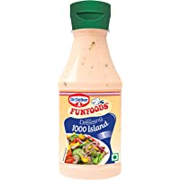 Funfoods Thousand Island Salad Dressing, 260g