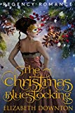 Regency Romance: The Christmas Bluestocking