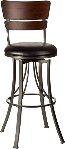 Hillsdale Santa Monica Swivel Counter Height Stool