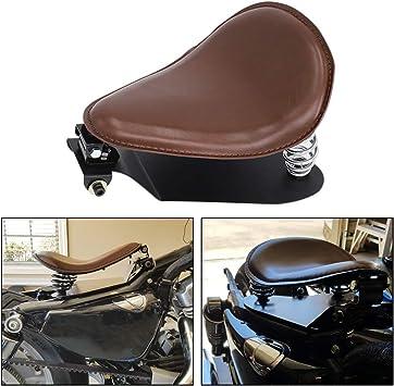 Solo Seat Baseplate Bracket For Harley Honda Yamaha Kawasaki Bobber Chopper USA